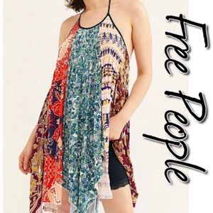 Free People Can't Tie Me Down Tunic NWT M